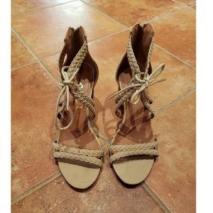 Cute Tan Heels